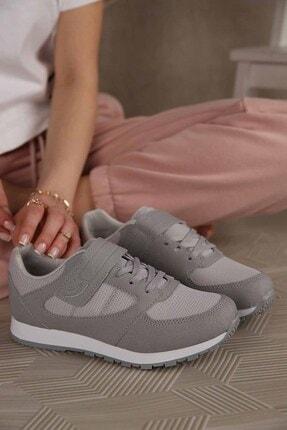 Ccway Kadın Cırtlı Spor Ayakkabı 0