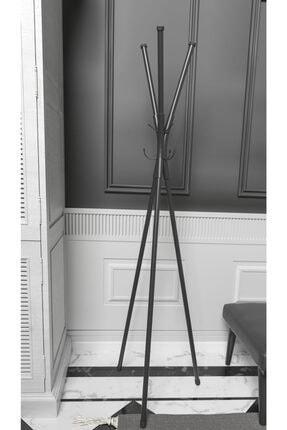 morpanda Metal Ayaklı Askılık Elbise Askısı Portmanto Askılık 1
