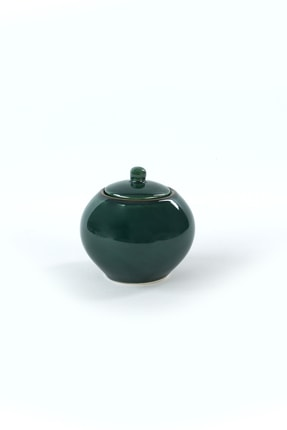 Keramika Zümrüt Şekerlik 10 Cm 2 Adet 3