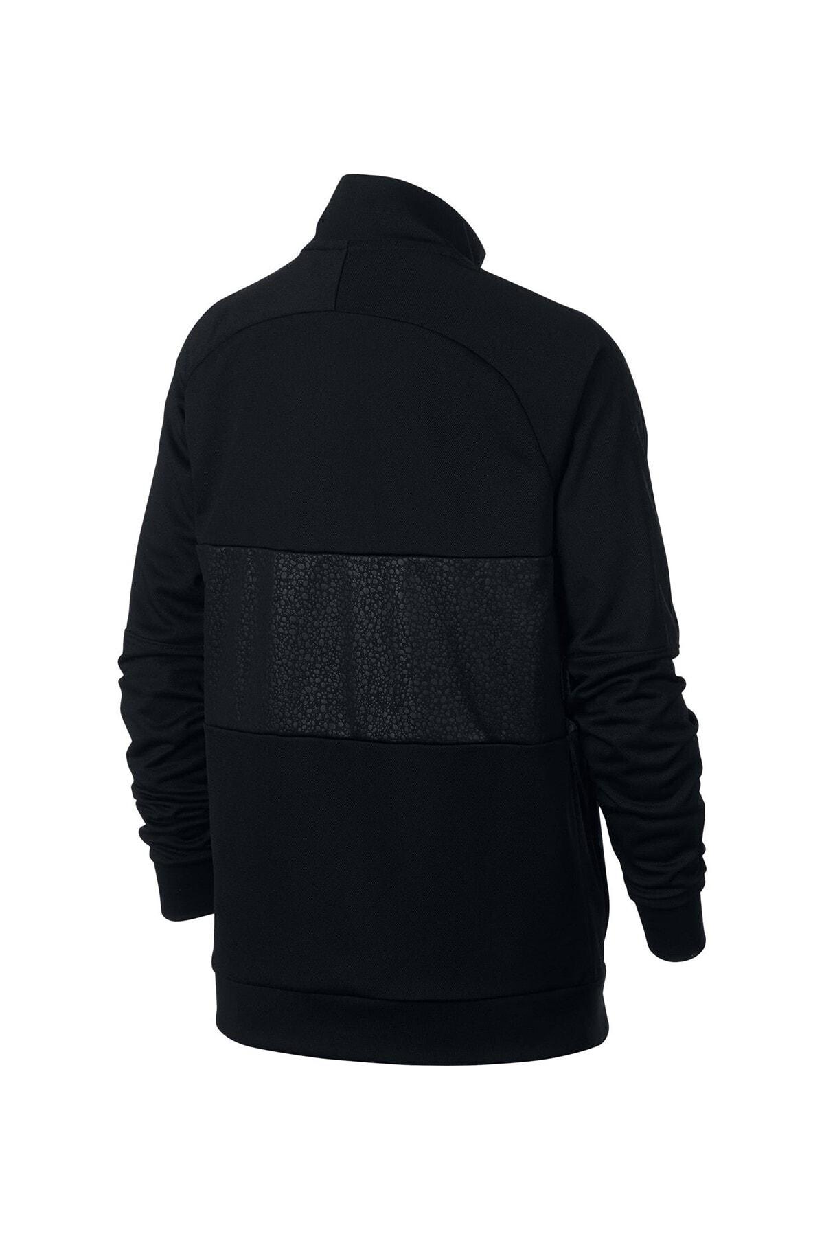 Nike Çocuk Siyah Mercurial B Dry Trk Jkt I96 Sweatshirt Aq3314-010