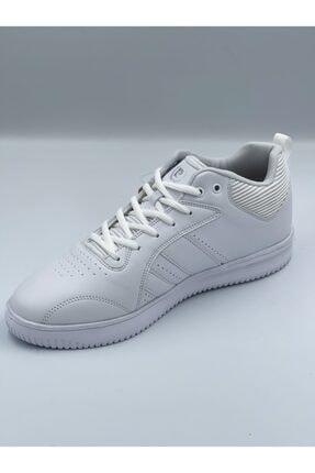 Pierre Cardin Beyaz Cilt Bilekli Spor Ayakkabı 1