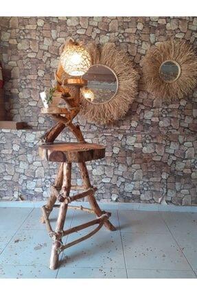 Sehpalı Ağaç lambader-1