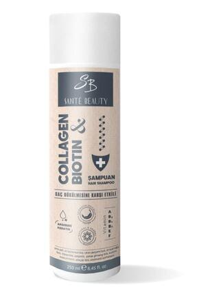 SANTE BEAUTY Hızlı Uzama Etkili Saç Bakım Şampuanı 0