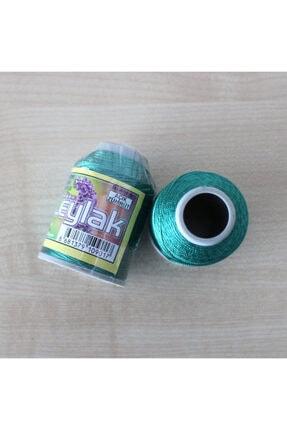 Leylak 20gr Polyester Yazma Ve Havlu Iplikleri Açık Zümrüt 0