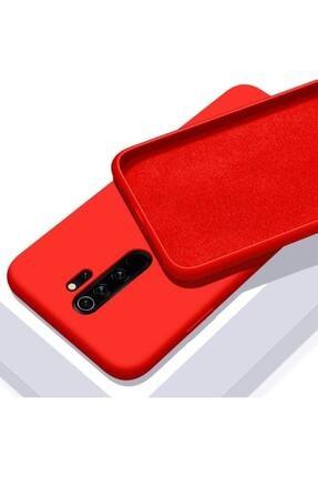 Teknoçeri Xiaomi Redmi Note 8 Pro Içi Kadife Lansman Silikon Kılıf 4