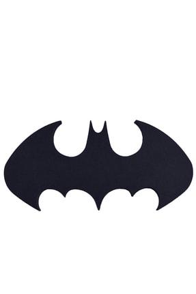 Odeon Batman Yarasa Dekoratif Ahşap Duvar Süsü 0