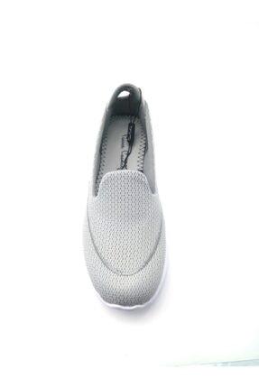 Pierre Cardin Kadın Gri Spor Ayakkabı 2