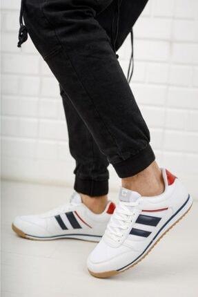Moda Frato Erkek Beyaz  Sneaker Xstreet 655 1