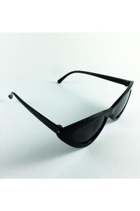 Orçun Özkarlıklı Desinger De Polo Paris Uv400 Siyah Güneş Gözlüğü Cat1 2