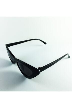 Orçun Özkarlıklı Desinger De Polo Paris Uv400 Siyah Güneş Gözlüğü Cat1 3
