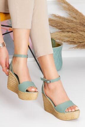 derithy Dolgu Topuklu Ayakkabı 2