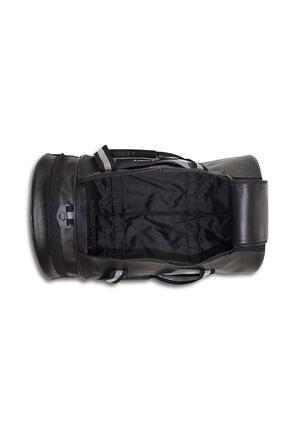 BAVYERA Seem Bag Silindir Spor Fitness Çantası Askılı Siyah 1