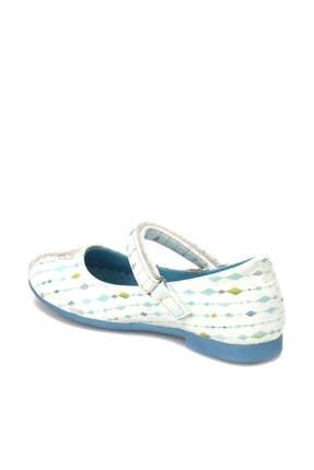 Frozen Kız Çocuk Beyaz Babet 100289802 90461T 2