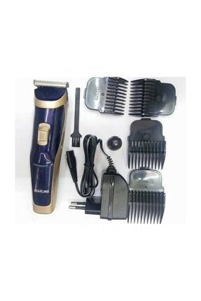 Dearling Profesyonel Şarjlı Saç Sakal Traş Tıraş Makinesi Rf - 650 342298043 1