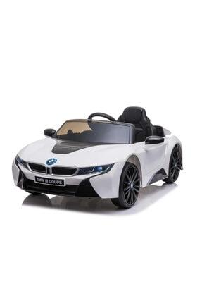 BMW I8 Coupe Orjinal Lisanslı 12v Uzaktan Kumandalı Akülü Araba 2