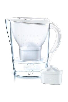 Brita Marella Xl Filtreli Su Arıtmalı 3.5 Lt. Akıllı Beyaz Sürahi 2