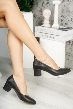 Muggo W706 Kadın Topuklu Ayakkabı 3