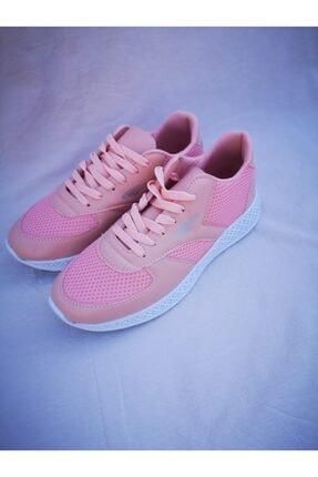 Kadın Günlük Spor Ayakkabı pembe1