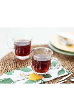 Madame Coco Jeanina 4'lü Çay Fincanı 0