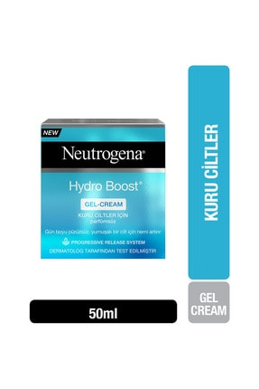 Neutrogena Hydro Boost Gel Cream Nemlendirici Kuru Ciltler için 50 ml 0