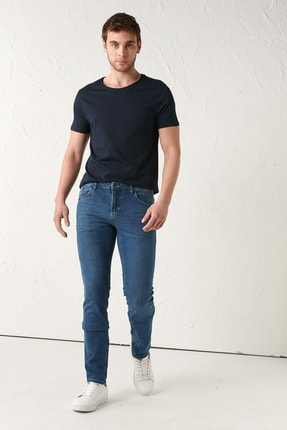 Erkek Orta Rodeo Jeans S1DP77Z8