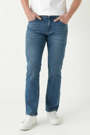 LC Waikiki Erkek Orta Rodeo Jeans 2