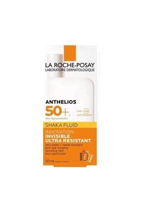 La Roche Posay Anthelios Shaka Fluid Spf 50+ 50 ml 0