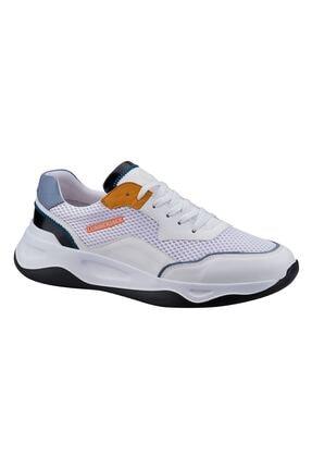 Lumberjack PIERRE 1FX Beyaz Erkek Spor Ayakkabı 100917966 0
