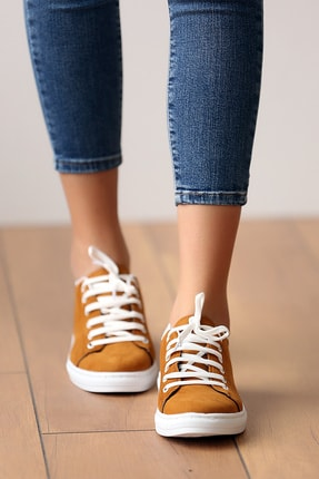 Pembe Potin Kadın Tabasüet Ayakkabı 2