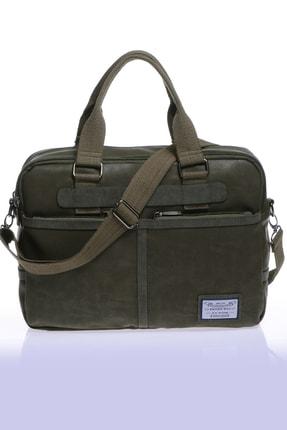 Sword Bag Yeşil Laptop & Evrak Çantası 1