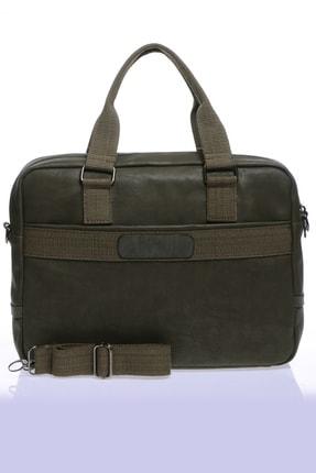 Sword Bag Yeşil Laptop & Evrak Çantası 2