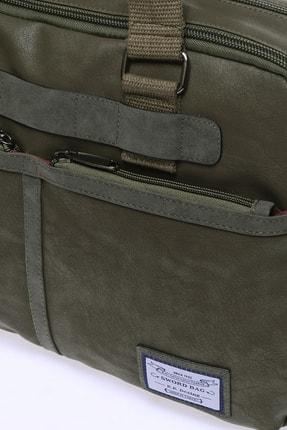 Sword Bag Yeşil Laptop & Evrak Çantası 3