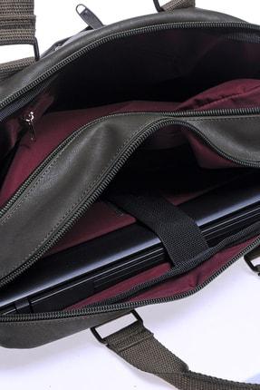 Sword Bag Yeşil Laptop & Evrak Çantası 4