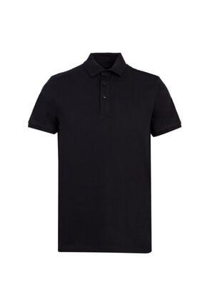Kiğılı Polo Yaka Slim Fit Tişört 0