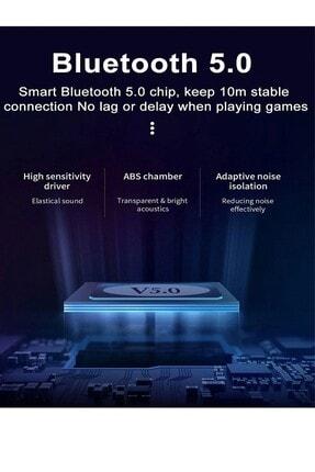 Favors Xiaomi Mi 10t,10t Lite,10t Pro Uyumlu Be-62 Earbuds Bluetooth Kulaklık Yeni Nesil Kızaklı 4