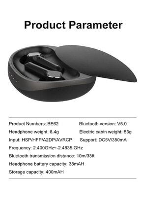 Favors Xiaomi Redmi Note 8,8t,8 Pro Uyumlu Kablosuz Bluetooth Kulaklık Earbuds Kızaklı Tws 3