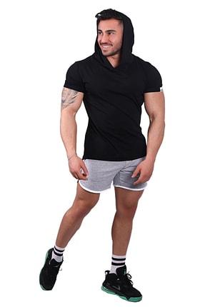 Be Green Erkek Siyah T-Shirt 3