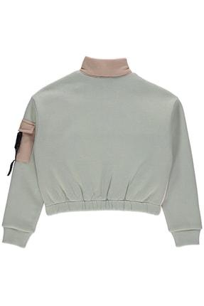 holyfield Kız Çocuk 3 Ip Kışlık Crop Sweatshirt 1