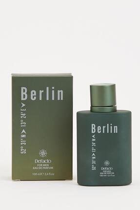 Defacto Erkek Parfüm Istanbul 100 ml 1