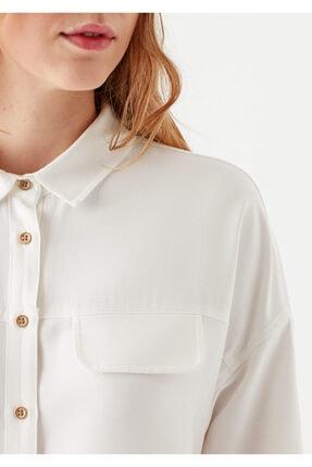 Mavi Beyaz Gömlek 4