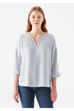 Mavi Kadın Bluz 121357-28313 2