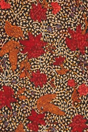 Mango Kadın Kahverengi Bluz 41095032 4