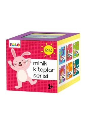 eolo yayınları Minik Kitaplar - 12 Bebek Kitabı 0