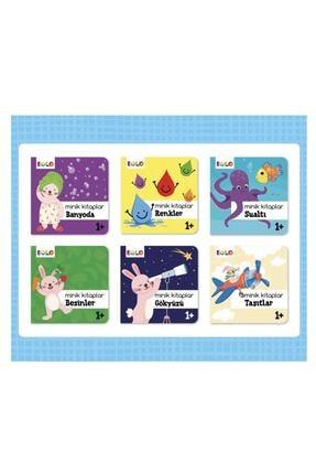 eolo yayınları Minik Kitaplar - 12 Bebek Kitabı 2