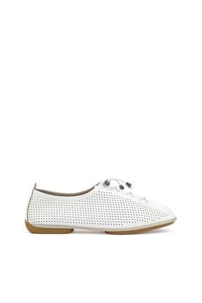 تصویر از , Kadın Günlük Ayakkabı 111415 Z454013 Beyaz