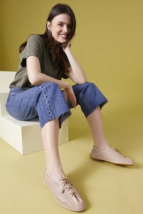 تصویر از , Kadın Günlük Ayakkabı 111415 Z454013 Nude