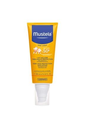Mustela Very High Protection Spf 50+ Sprey Güneş Kremi 200 ml 0