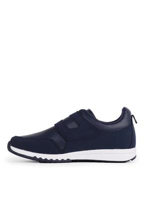 Slazenger ALISON I Sneaker Kadın Ayakkabı Lacivert SA20LK052 3