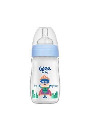 Wee Baby Klasik Plus Geniş Agızlı Pp Biberon 250 ml 136 2