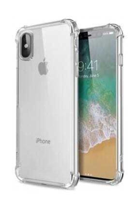 PP Teknoloji Iphone X - Xs Köşe Korumalı Silikon Kılıf 0